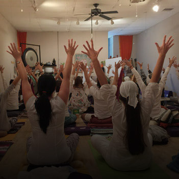 Kundalini Yoga and meditation level 1